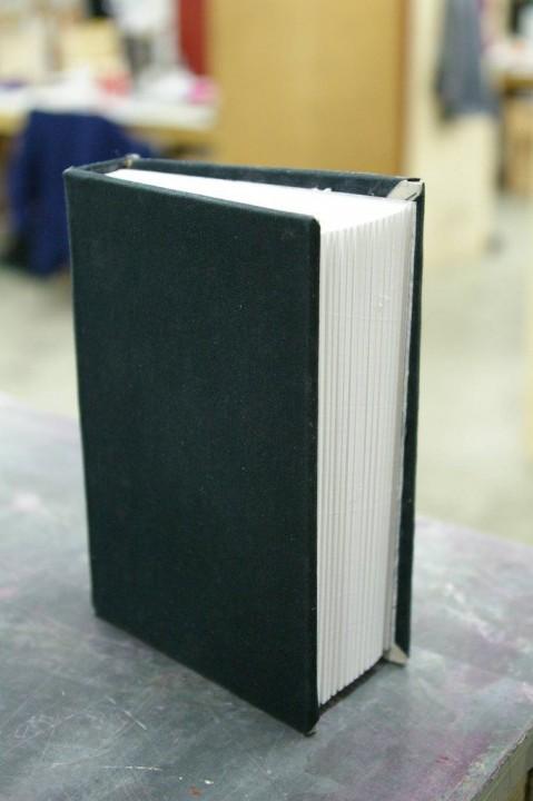 книга, переплет,