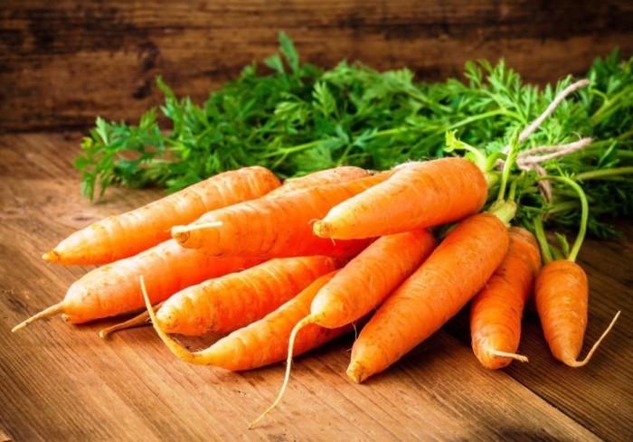 Морковку вареной есть даже полезнее, чем сырой. /Фото: delo.ua