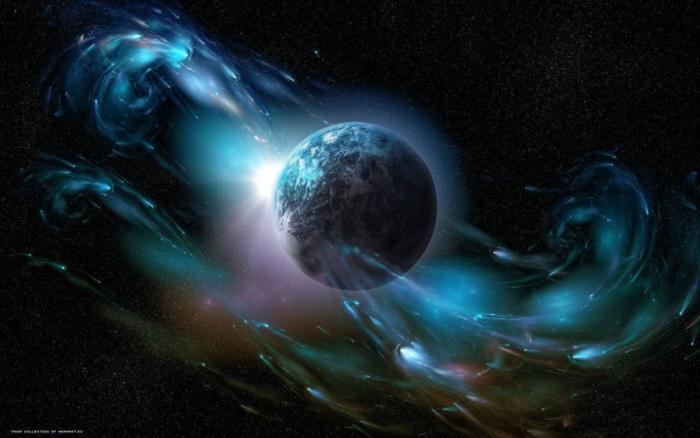 Гравитация - это часть нашей жизни на Земле. 6 странных фактов об этом явлении (7 фото)