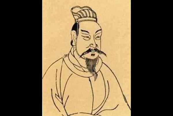 легендарный основатель китайской цивилизации Хуанди.