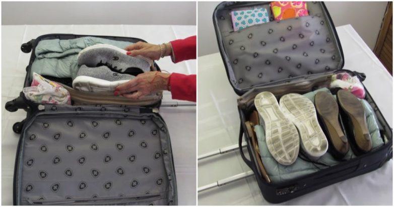 """Описание: Картинки по запросу """"чемодан для обуви"""""""