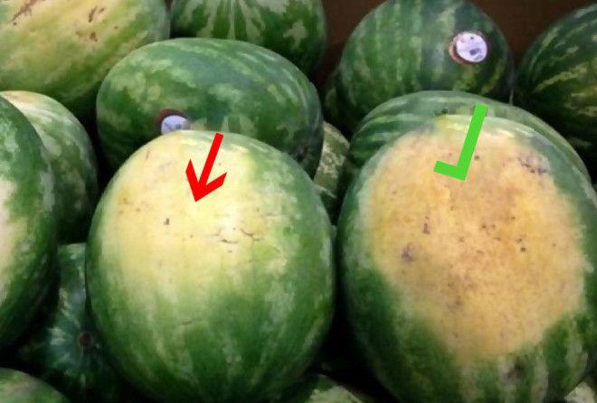 Выбрать спелые фрукты и овощи не так просто! :-)