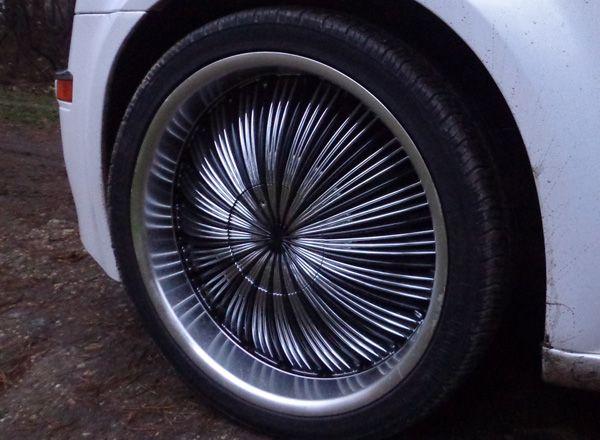 Литые диски R22