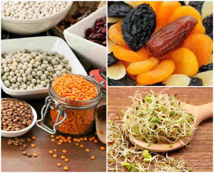Продукты, содержащие эстрогены для женщин. \ Фото: google.com.ua.