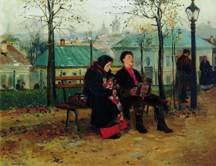 Маковский Владимир Егорович картины