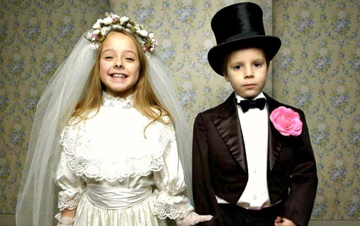Что такое свадьба с точки зрения детей дети, мнение, свадьба