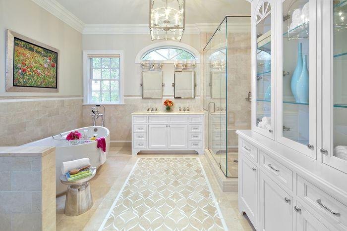 Our 5 Favorite Master Bathroom Designs in 2016  5FAVs