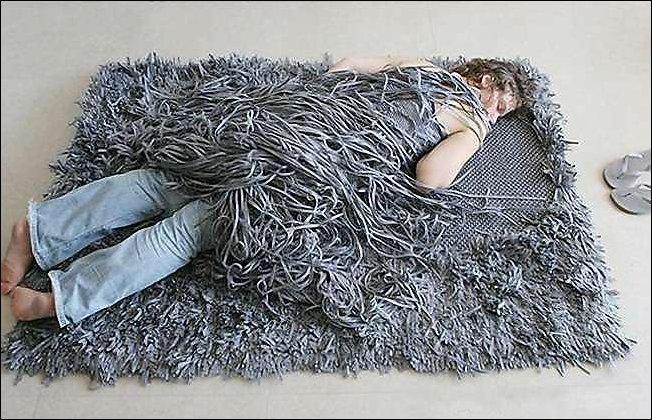 Креативные коврики