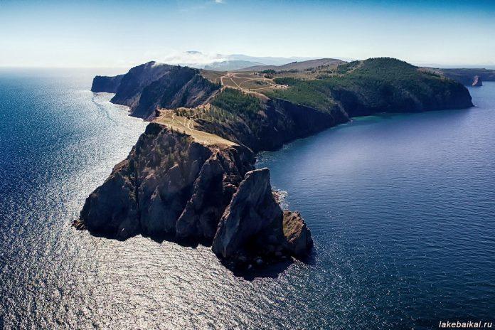 2. Остров Ольхон, Байкал