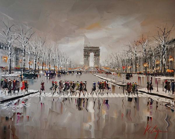 картина художник kal gajoum-05