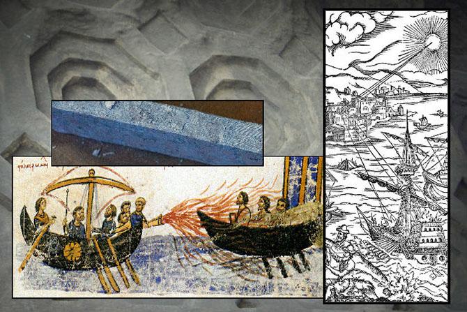6 поразительных античных изобретений, секрет которых был утерян на тысячелетия
