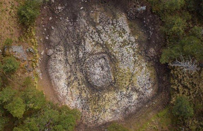 Вулканы раскрывают тайну: водоем Истаксиуатля.