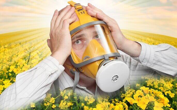 Причиной аллергии может стать что угодно