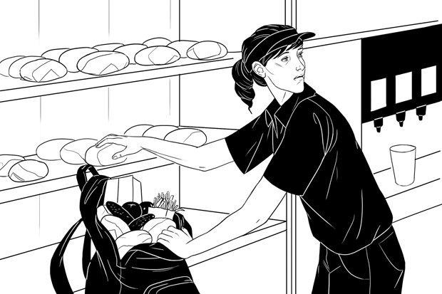 Как всё устроено: Работник McDonald's. Изображение №3.
