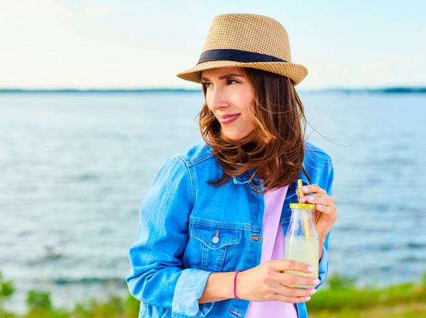 Фото №4 - 9 причин начать пить лимонную воду