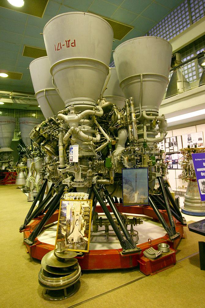 Где делают самые лучшие ракетные двигатели в мире