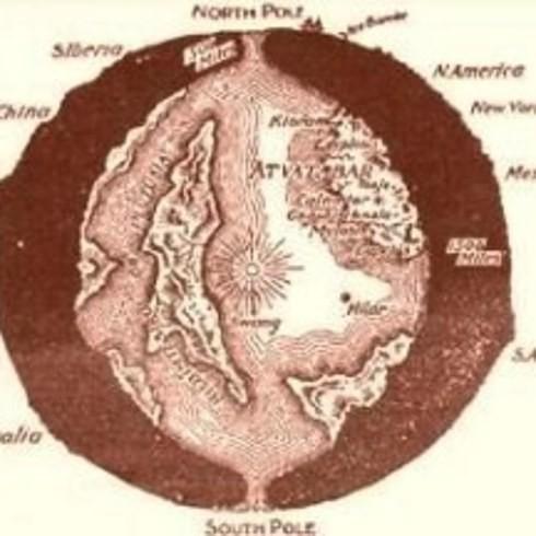 Земля полая, и внутри нее живет другой народ Конспирология, жуткие тайны, загадки, теории заговора