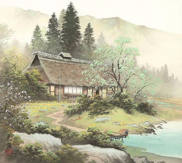 Коукеи РљРѕРґРРёРјР° (Koukei Kojima)9 (700x627, 461Kb)