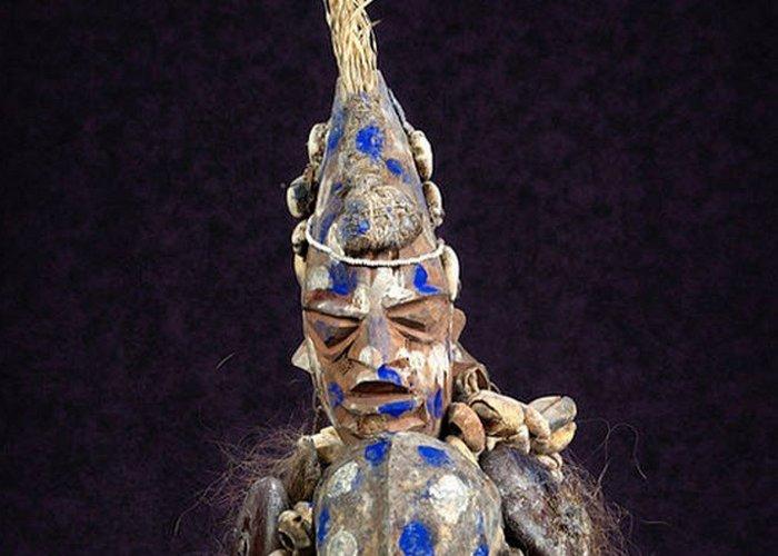 Сапона – бог оспы.