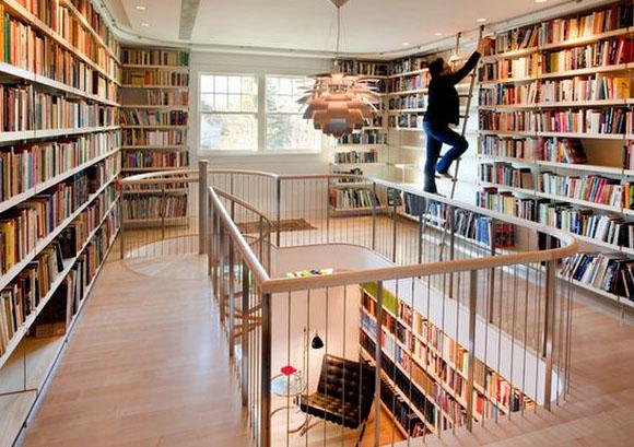Библиотека от Eric Roth