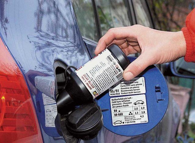 Добавки в бензин