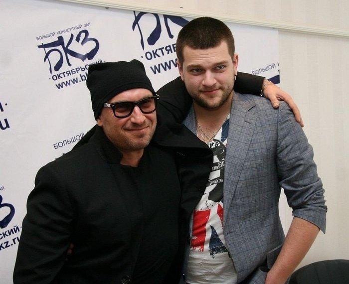 Дмитрий и Кирилл Нагиевы. / Фото: www.damskiyclub.ru