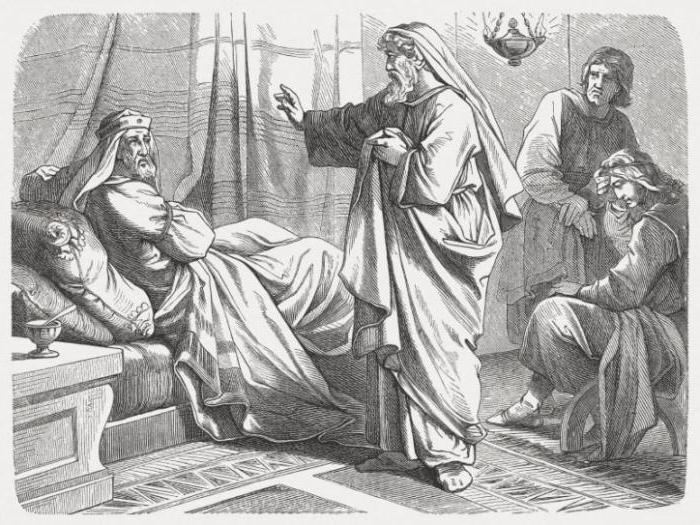 Михей пророк молитва