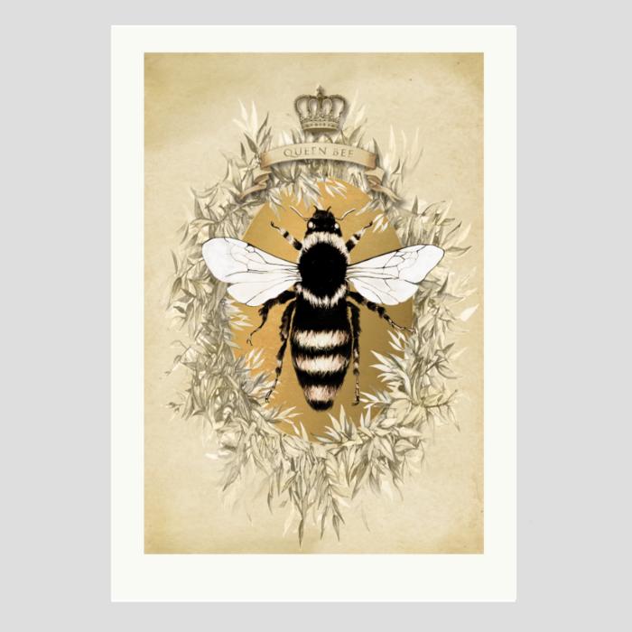 35. королева пчела (700x700, 398Kb)