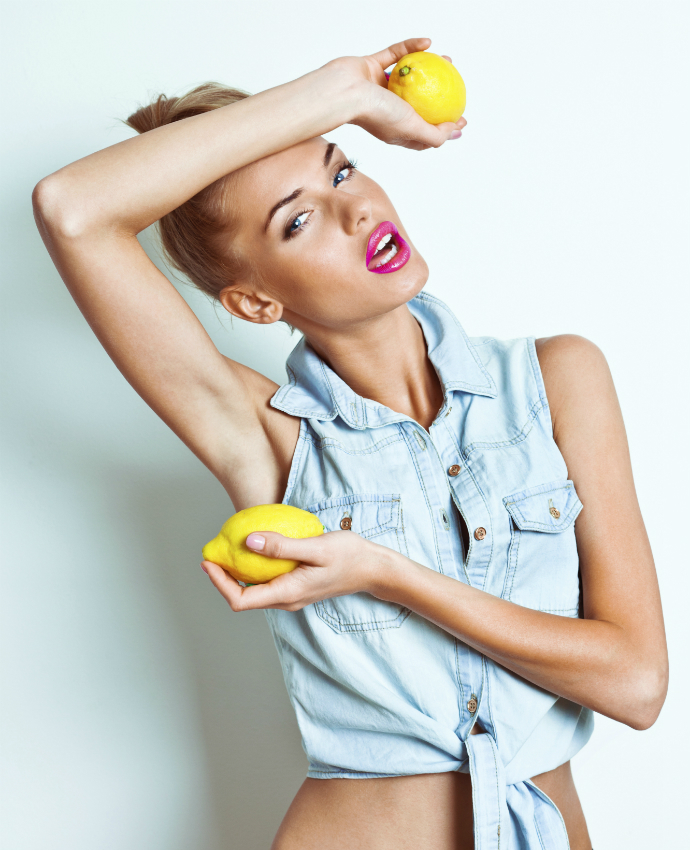 Лимон для красоты: 7 бьюти-хитростей