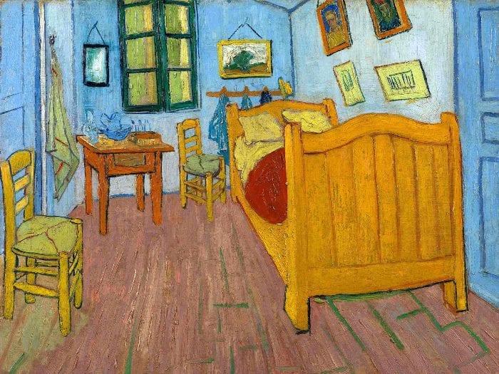 Ван Гог. Спальня в Арле, 1888 | Фото: vangogen.ru