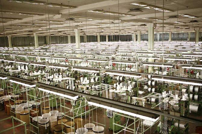 Самые крупные заводы в мире