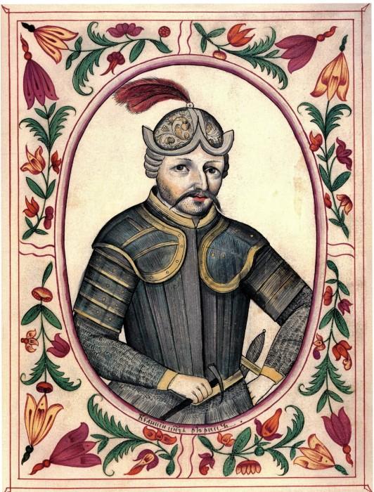 Рюрик в представлении средневековых иллюстраторов./Фото: s3.amazonaws.com