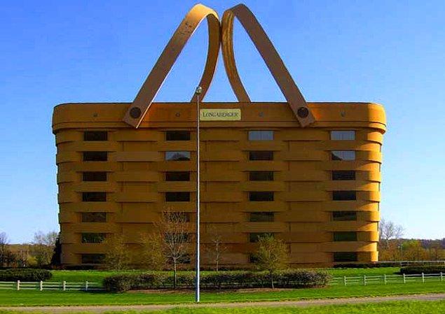 Здание Корзина (Огайо, США)