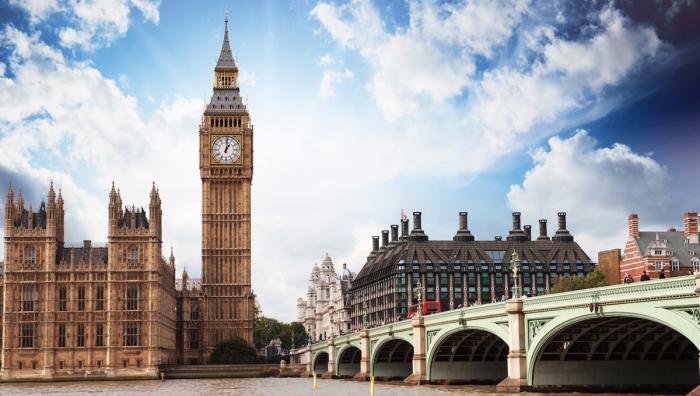 Визитная карточка Лондона.