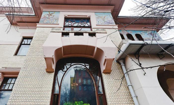 Шикарный дом в стиле модерн опережал свое время. /Фото:anothercity.ru