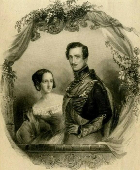Мария Николаевна и Максимилиан, герцог Лейхтенбергский. / Фото: www.yandex.net