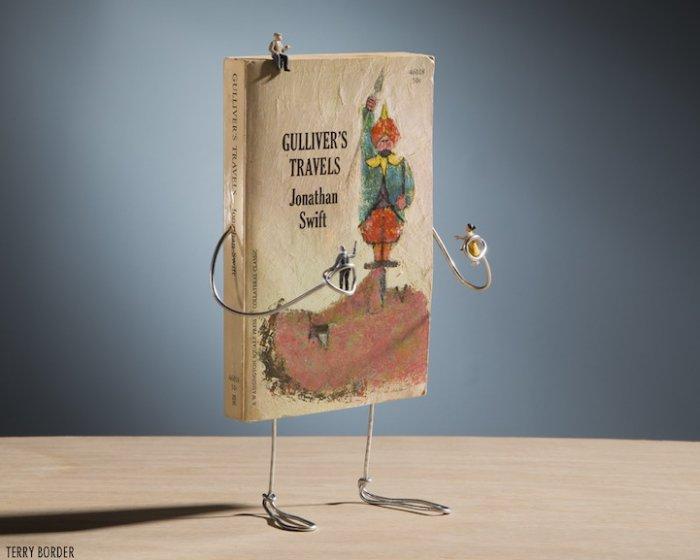 Ожившие книги Терри Бордера (Terry Border)