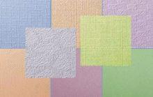 Флизелиновые и виниловые обои под покраску