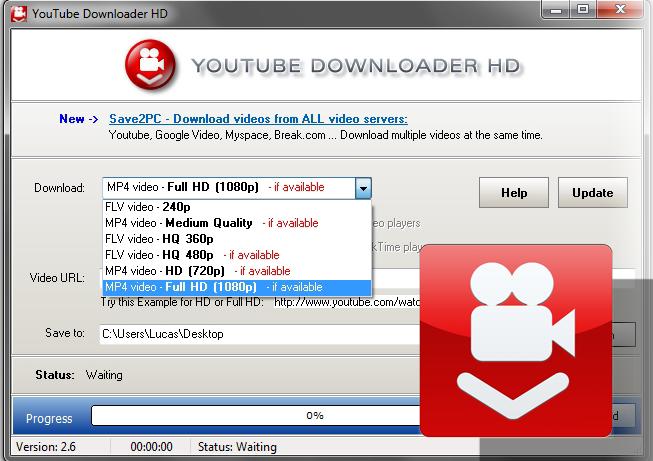 Скачать бесплатно видео с Ютуба