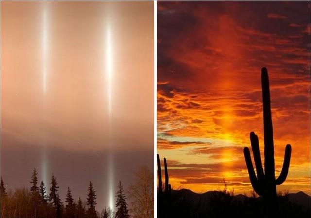 Явления природы, в существование которых сложно поверить