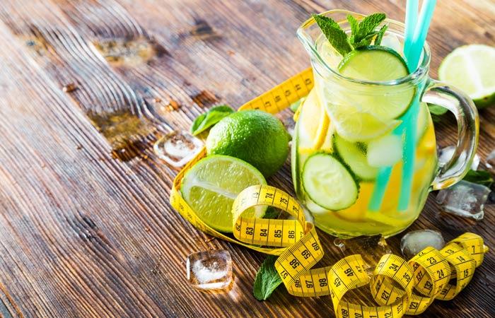 Варианты лимонных диет