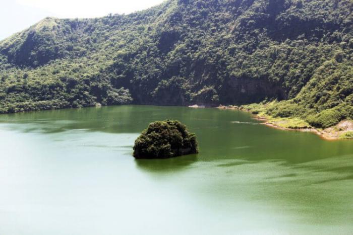 Тот самый крошка-остров третьего порядка, расположенный у берегов Филиппин