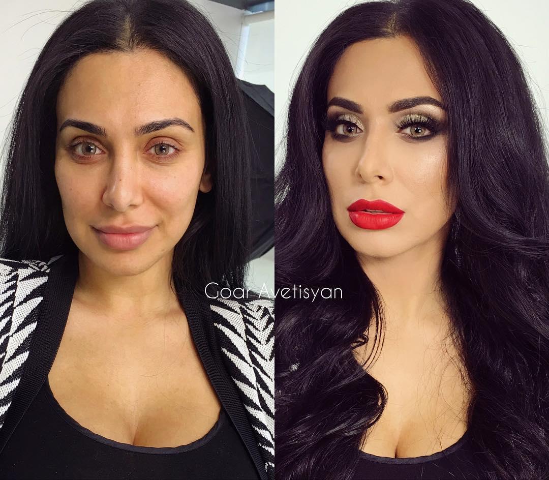 Вечерний макияж  60 фото как сделать вечерний макияж