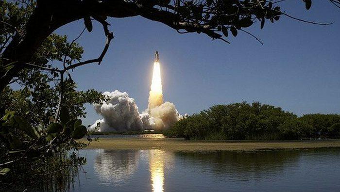 Значимое достижение: вертикальная посадка ракеты.