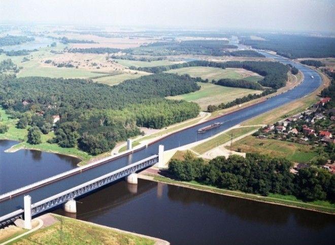 Река над рекой Фото prekrasnijmirru