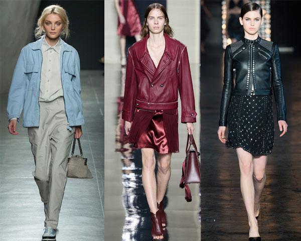Модные куртки весна-2015