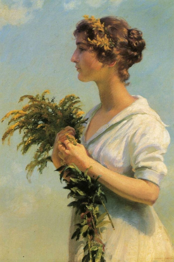 Charles Courtney Curran Tutt Art@