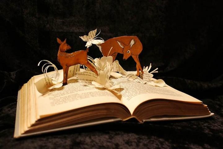 1011 Бумажные истории из любимых книг