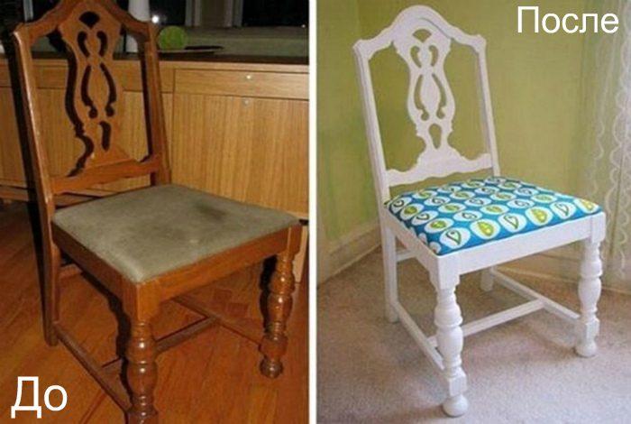 Превратить старую мебель новую своими руками фото 291