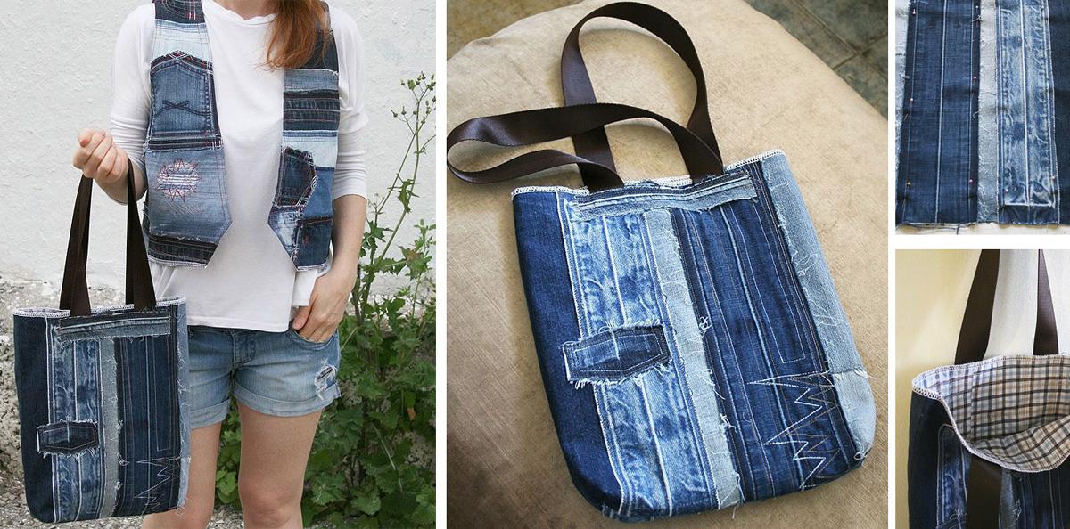 5c3dab375348 Из старых джинсов: идеи. Обсуждение на LiveInternet - Российский ...